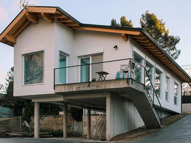 Vivienda Passivhaus Galapagar Madrid