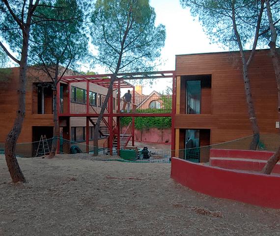 Colegio Passivhaus Madrid