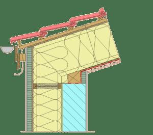 Aislamiento térmico passivhaus