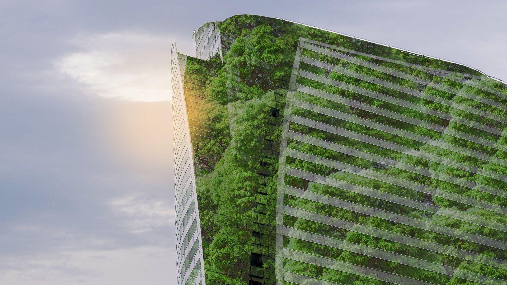 Qué es un Edificio Verde
