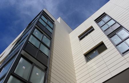 Fachada ventilada contribuye a la eficiencia energética